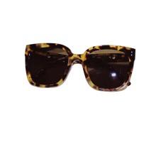 Jennieスタイル眼鏡おしゃれサングラス歌手ジェニーGMめがね芸能人女性キャットアイサングラス大きいフレーム紫外線カット2021年最旬トレンドメガネ