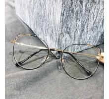 原宿ファッション通販メガネ丸い眼鏡レトロ風ラウンド銀色ゴールド フォックス メガネ 女性メタルフレーム軽量バイカラー度なし大きい伊達メガネ度付きレディースかわいいめがね