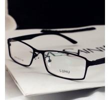 2017最新TR90フルリムメガネフレーム男女おしゃれクラシック風度なしレンズ学生ビジネス風度入りレンズ対応眼鏡